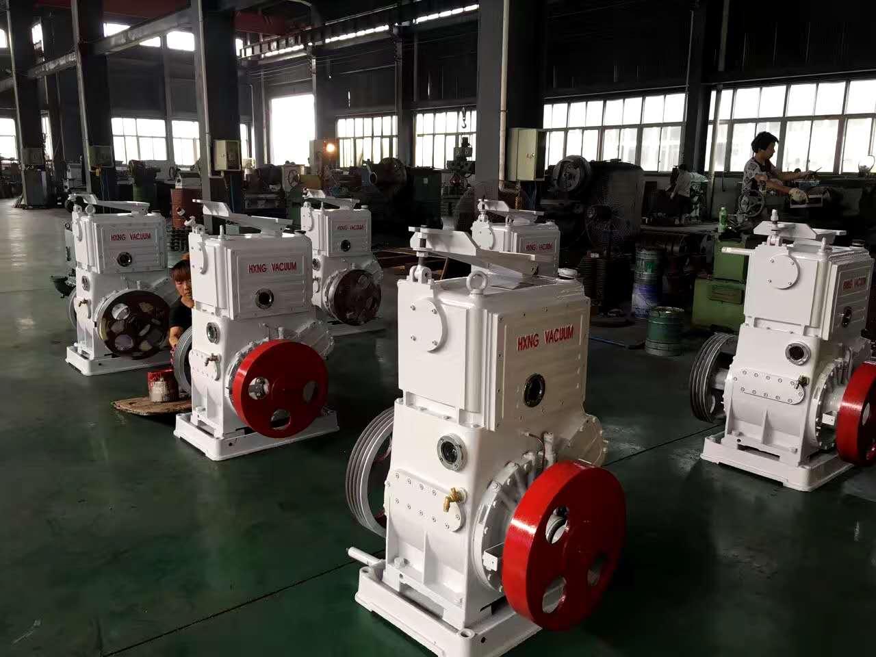 廠家直銷四川南光真空泵滑閥真空泵H-150立式滑閥泵