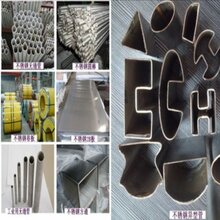 304不锈钢扇形管花纹管面包管不锈钢异型管