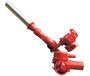 新型消防PL泡沫、水消防两用炮