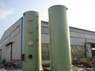 厂家生产玻璃钢-2-1000喷淋式净化塔各行业废气净化设备