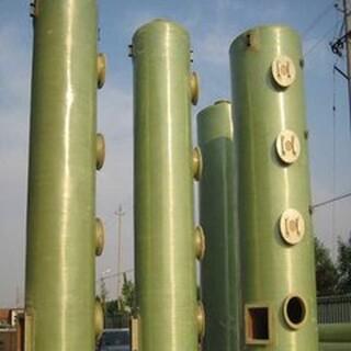 厂家生产玻璃钢-2-1000喷淋式净化塔各行业废气净化设备图片5