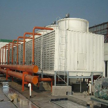 冷却塔安装方案/玻璃钢横流式冷却塔的价格