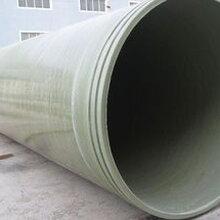 玻璃钢工艺缠绕管道/玻璃钢穿线管批发厂家
