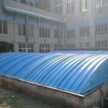 污水池盖板玻璃钢集气罩污水池加盖手糊玻璃钢盖板