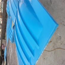 销售污水池盖板-玻璃钢拱形盖板-集气罩厂家图片