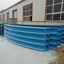 专注污水池加盖—玻璃钢污水池盖板销售厂家图片