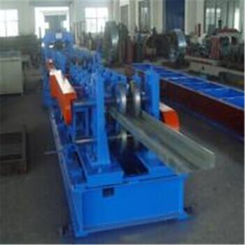 供应黑龙江全自动无极剪切c型钢成型机的价格以及特点压瓦机价格压瓦机厂家