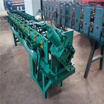 泊头顺昌通出售全自动半自动地槽机设备彩钢压瓦机设备压瓦机厂家
