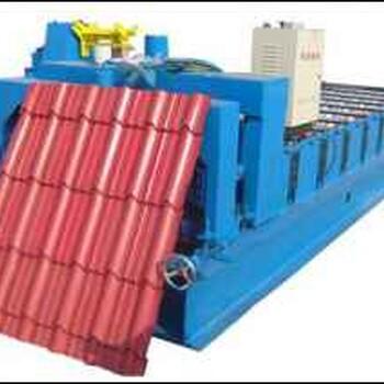 厂家现货出售全自动860型琉璃瓦压瓦机设备压瓦机价格压瓦机厂家
