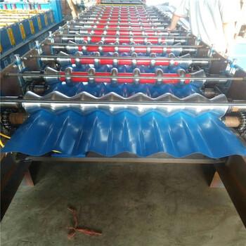 760新型全自动琉璃瓦压瓦机设备压瓦机厂家压瓦机价格