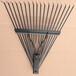 直銷園林工具園藝耙18齒耙子農具落葉耙摟草耙子