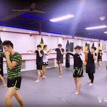 北京专业搏击训练馆