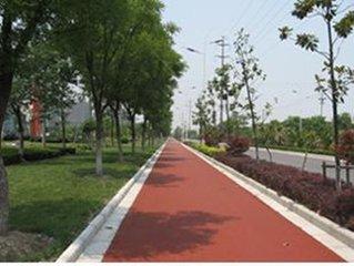 宁波市彩色沥青价格道路工程