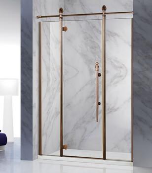 淋浴房玻璃隔断干湿分区批发