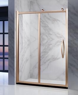 304不锈钢玻璃移门卫生间淋浴房批发图片1