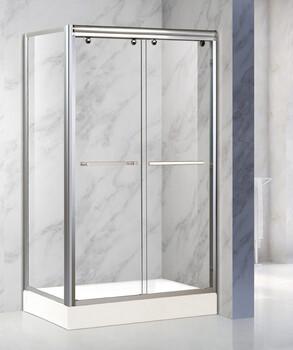 佛山齐发国际不锈钢简易淋浴房浴室隔断