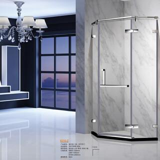 304不锈钢玻璃移门卫生间淋浴房批发图片5