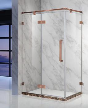 佛山厂家直销浴室干湿分区淋浴房隔断