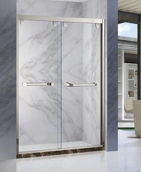 供应304新款不锈钢淋浴隔断淋浴房