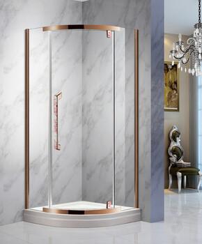 卫斯雅卫浴火热招商304不锈钢淋浴房,广东淋浴房,免加盟费