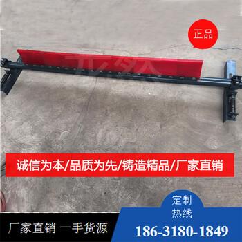 H型聚氨酯清扫器P型弹簧聚氨酯清扫器刮刀鑫鼎机械