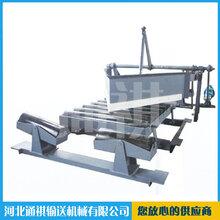 优质犁式卸料器DYTN型单双侧犁式卸料器厂家生产图片