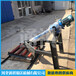 专业生产电液动犁式卸料器皮带机专用犁式卸料器犁头