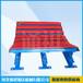 钢矿输送带缓冲床皮带机橡胶耐磨阻燃矿用输送设备
