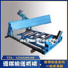 DYTN型电液动犁式卸料器可变槽角卸料器厂家图片