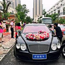 佛山宾利慕尚豪车自驾出租婚车租赁婚庆租车商务接待租车