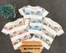 虎門廠家直銷2018夏季童裝運動褲毛圈面料幾塊錢十幾元錢質量好的童裝批發貨到付款