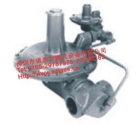 减压阀的二级调压原理图_比例式减压阀原理图