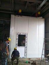 西青区搭建彩钢房厂家天津制作岩棉彩钢房活动房图片
