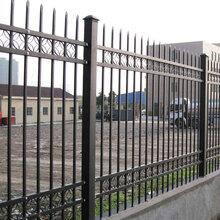 天津铁艺围栏制作,河西区定制小区铁艺护栏天津铁艺围栏报价图片