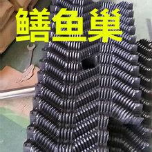 華慶供應PVC黃鱔養殖巢S波鱔巢帶穿桿鱔巢圖片