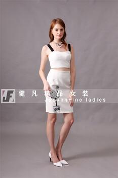 女装时尚品牌折扣店特卖货源女装库存尾单低价分份批发一手货源现货供应
