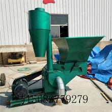 全自動大型秸稈粉碎機自動上料秸稈粉碎機專業制造圖片