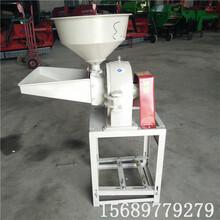 承德碾米成套设备稻谷碾米机图片