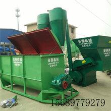 秀峰500公斤饲料加工成套设备三相电饲料造粒机组