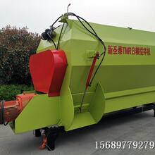 贵港日粮制备机饲料混合机tmr使用方法图片
