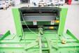 棉桿打捆機自動粉碎打捆機工作原理
