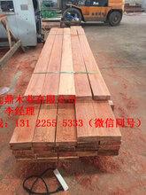 九鼎红柳桉木防腐木板材纹路清晰柳桉木特定规格