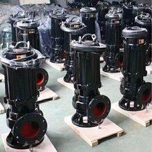 无堵塞排无泵40QW15-15-1.5KW专用污水泵图片