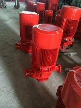 室外喷淋泵消防多级泵XBD5.4/10-80GX4离心管道泵XBD5.6/16-80GX4