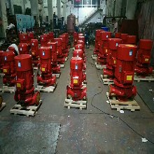 上海江洋泵业立式多级泵XBD11.5/6.8-65GX10多级喷淋泵XBD12.0/8-65GX10