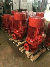 18.5千瓦国标消防泵18.5KW工程常用消防泵AB签认证稳压泵价格查询图片