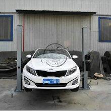 厂家直销汽车举升机双柱龙门电动液压汽车升降机设备图片