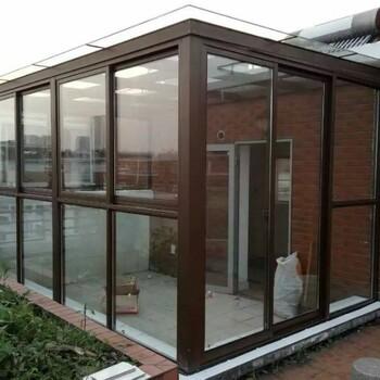 阳光房设计效果图阳光房攻略一体的阳光房装修公司