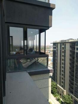 广州全屋定制铝合金门窗隔音窗落地窗防蚊纱窗