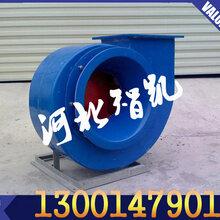 耐高温玻璃钢锅炉引风机防腐蚀管道玻璃钢通风机有限公司图片